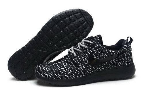 Womens Nike Roshe Yeezy Boost 350 Black Uk